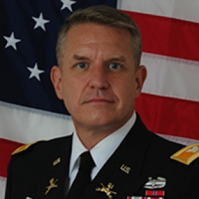 Colonel Kevin W. Farrell, Ph.D., U.S. Army Ret.